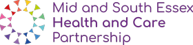 Mid and South Essex Sustainability & Transformation Partnership (STP) Logo